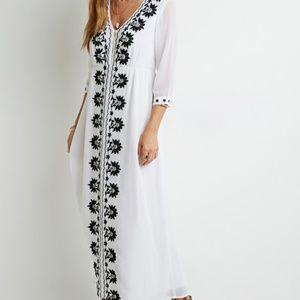 Forever 21 Maxi Dress
